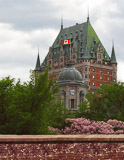 The most beautiful hotel in romantic Old Quebec City.