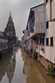 Suzhou with it's canals is described as the Venice of the East.