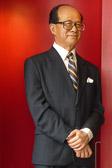 Businesman Li Ka-Shing cast in wax at Hong Kong's Madame Tussaud's.