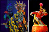 The Tang Dynasty Show is a reminder of an ancient stable and prosperous society.