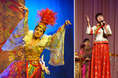 The Tang Dynasty Dinner Theater recalls a time long ago in China's history.
