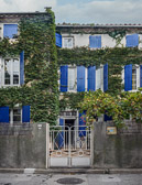 Our friend's house in Rieux Minervois is over 250 years old.
