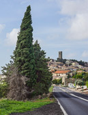 A village that invites some exploration on the drive to Nimes.