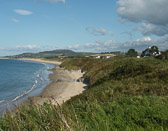 The Castlegregory coast is a favorite for the world's windsurfing afficionados.