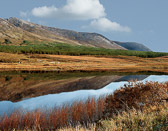 The awesome Connemara is  described as being Ireland's wild west.