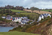 The beautiful town of Kinsale is often called the Sausalito of Ireland.