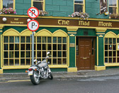 "A public house aka ""pub"" is a drinking establishment fundamental to Irish culture and often is the focal point of the community."