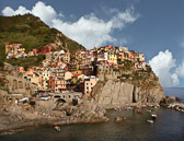 Tourists must go by train, bycycle or hike in to visit the famed five villages known as Cinque Terre.