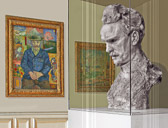 Many museums are dedicated to specific artists such as Rodin, Picasso and Monet.