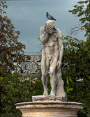 Much fine sculpture is found in the city's many well tended parks and gardens.