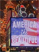 Patriotism, Las Vegas style.