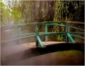 Monet's bridge at Giverney is recreated at the Grounds for Sculpture in Hamilton, N.J.